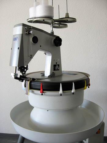 kaufen Regulärkettelmaschine KMF Typ 660