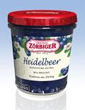 kaufen Heidelbeer - Original Zörbiger Konfitüre