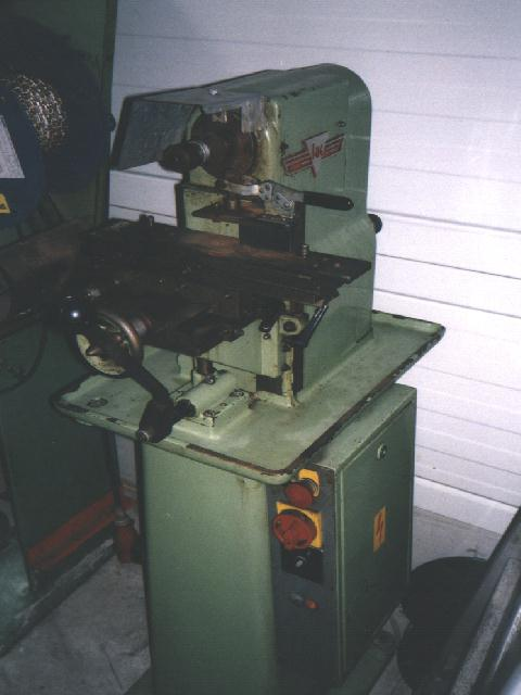 kaufen Fräsmaschine - Horizontal HECKLER & KOCH Typ HF 3 K