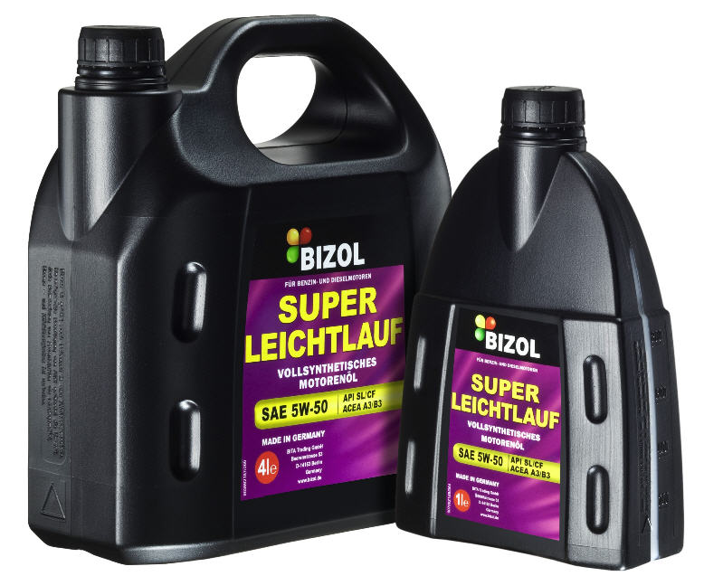 Fully synthetic oil of the lung