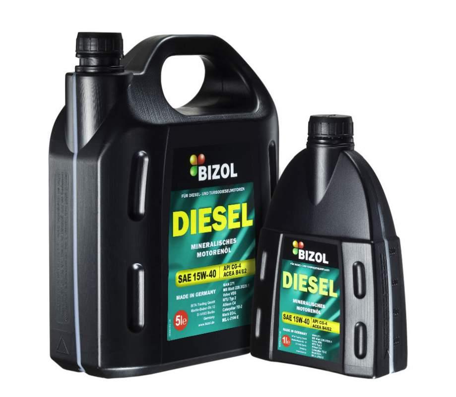 Mineral motor Oils