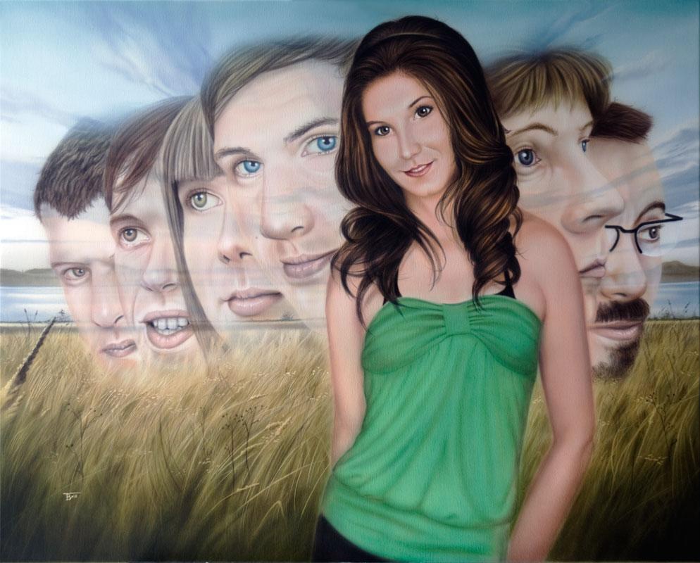 kaufen Porträtmalerei