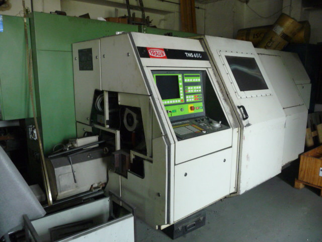 Buy Lathes, second hand