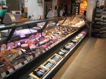 kaufen Komplette Supermarkteinrichtung