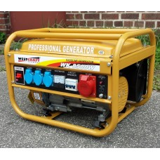 kaufen WEST CRAFT gasoline power generator 5500 watts