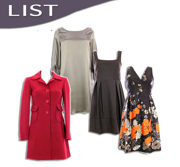 kaufen Marken Bekleidung, List