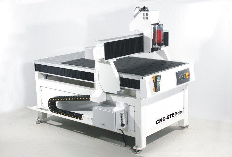 kaufen Portalfräsmaschinen T-Rex 0712 | 1200 x 700mm Fahrweg Bearbeitungsfläche zum CNC Bohren, Fraesen, Gravieren, Dosieren, Stanzen, Sägen, Scannen, Messen, Digitalisieren
