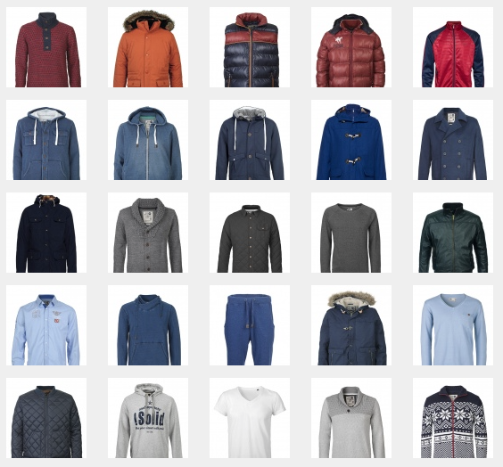 kaufen Kaufen Sie Mischposten von Marken-Herrenkleidung in unserem Restposten Online Shop!