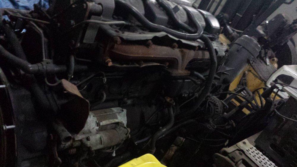 kaufen Motor OM 457 LA. AXOR 1840