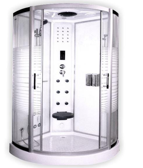 kaufen Kabina prysznicowa White Pearl 80x80 cm