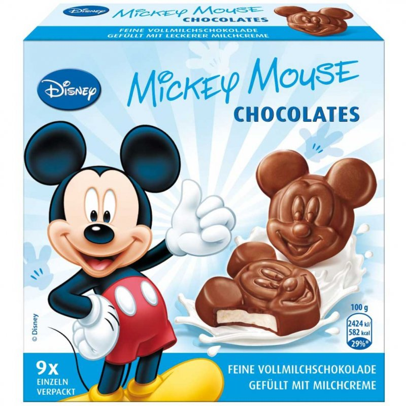 kaufen Disney Chocolate Mickey Mouse 54g