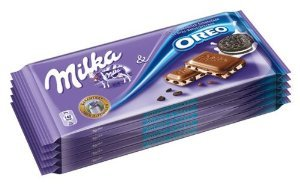 kaufen Milka & Oreo Chocolate 100g