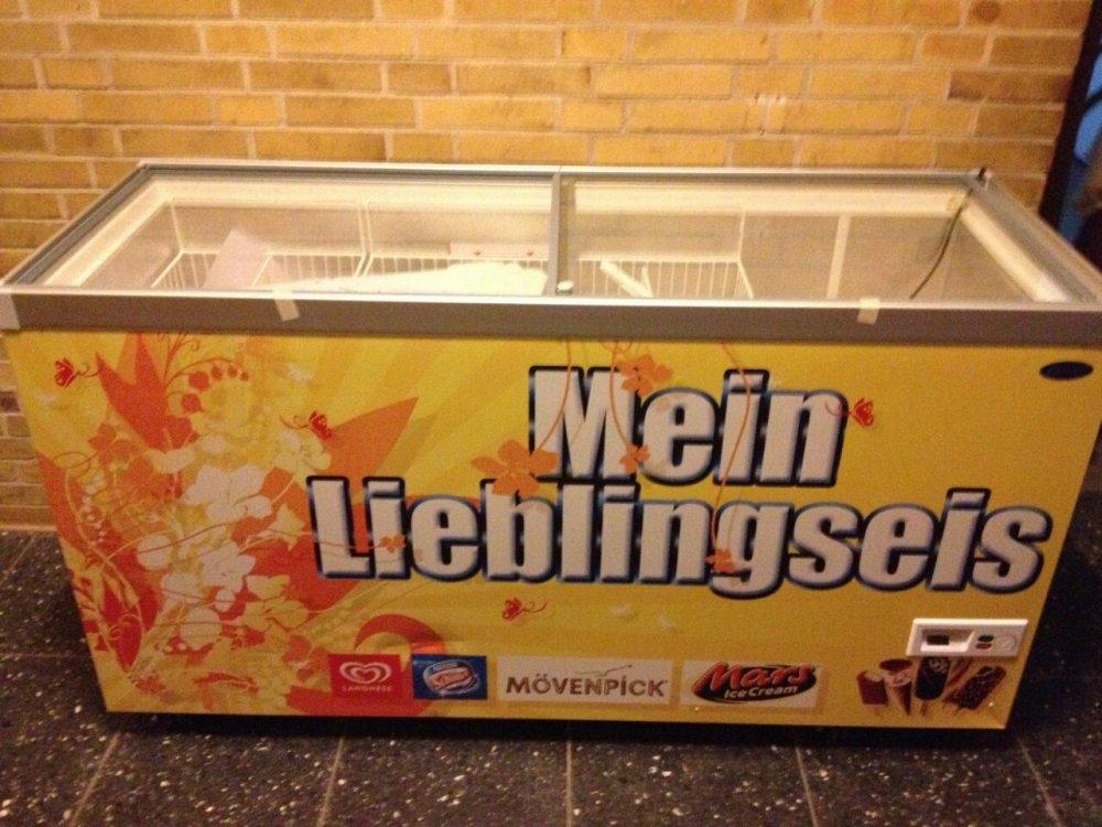 kaufen Kühltruhe mit Glasdeckel