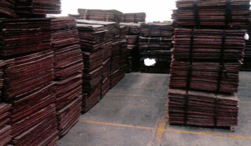 kaufen Kupferkathoden LME Grade A 99,97-99,99%