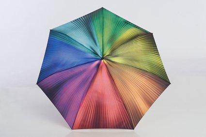 kaufen Regenbogenschirm bunt