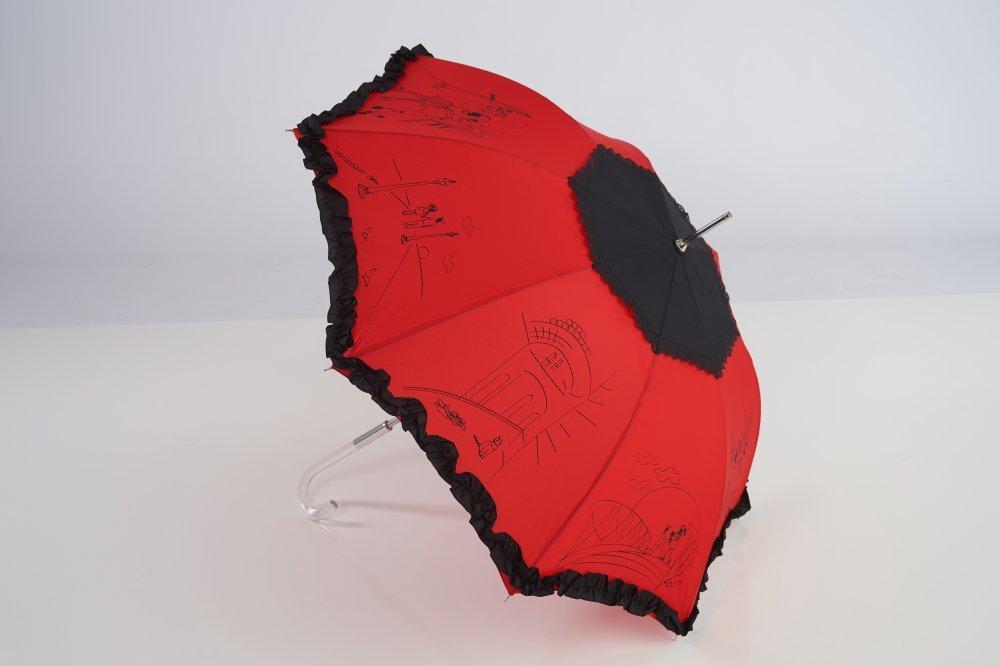 kaufen Stockregenschirm Lady