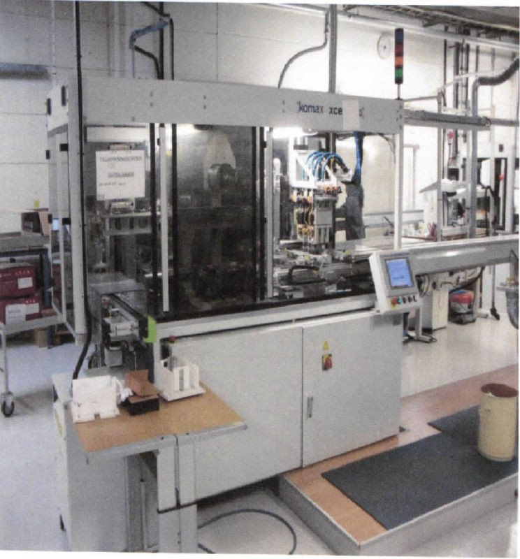 kaufen Stringer - Komax Xcell 3300 - used solar equipment