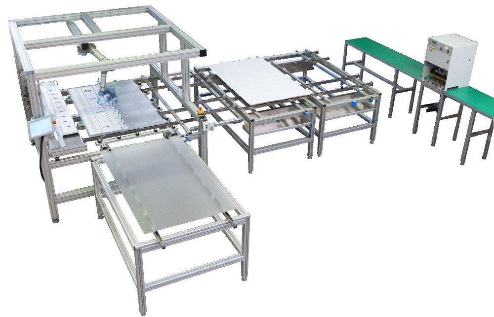 kaufen J. v. G. Automatic Robot-LayUp 2020 for pv production