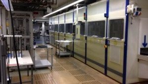 kaufen 25 - 30 MWp second hand solar cell production line