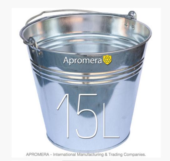 kaufen Eimer Verzinkt 15L / Eimer und Behältnisse für alle Zwecke