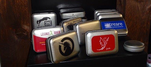 kaufen Digitaldruck auf Blechdosen