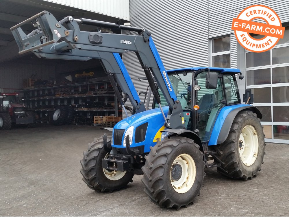 kaufen New Holland T5050