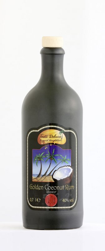 kaufen Golden Coconut Rum Liqueur