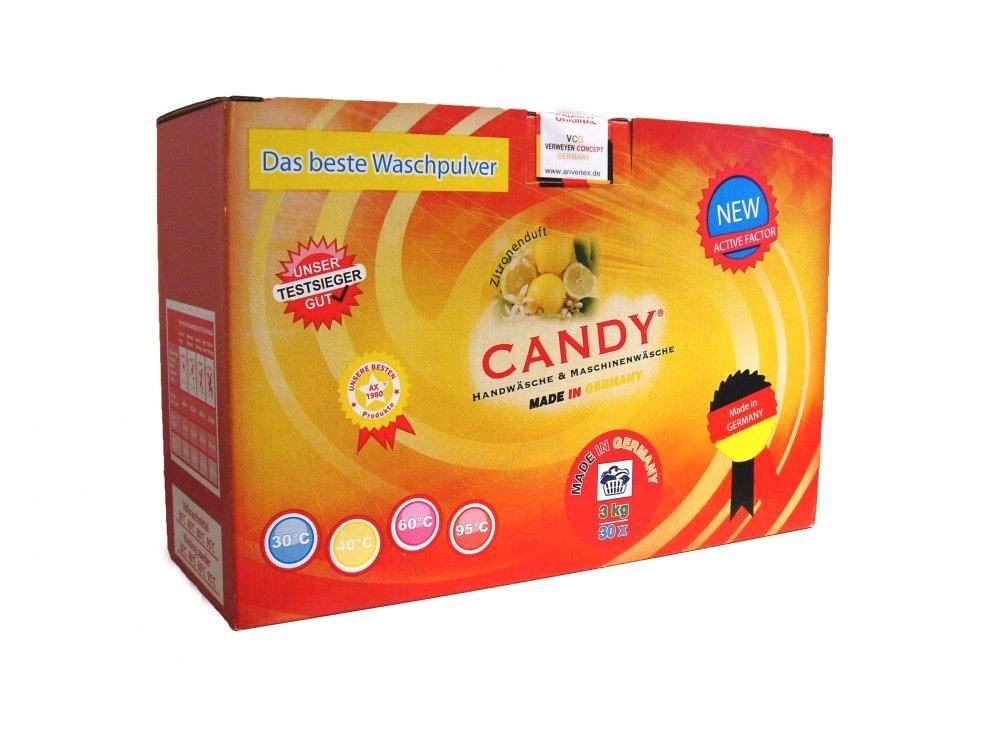 kaufen MEGA WASCH Vollwaschmittel Waschpulver Waschmittel 3 kg