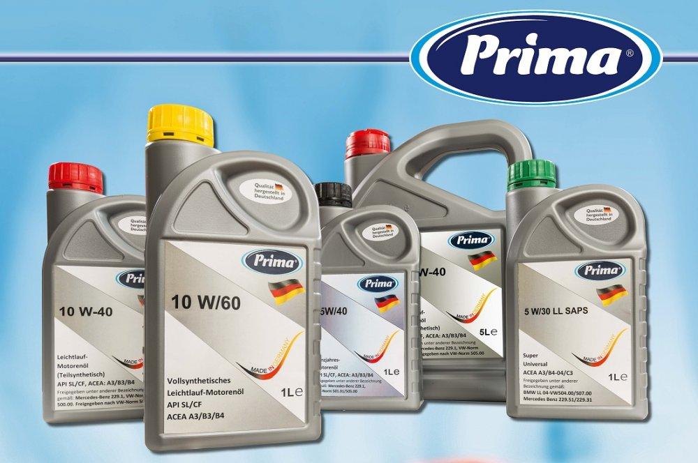 kaufen Prima PKW - Motoröle
