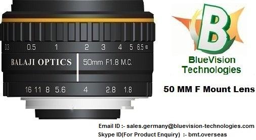 kaufen 35 MM F MOUNT LENSES & 50 MM F MOUNT MACHINE VISION LENSES