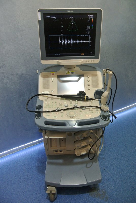 kaufen Узи Сканер Toshiba Xario с тремя датчиками 2008г.