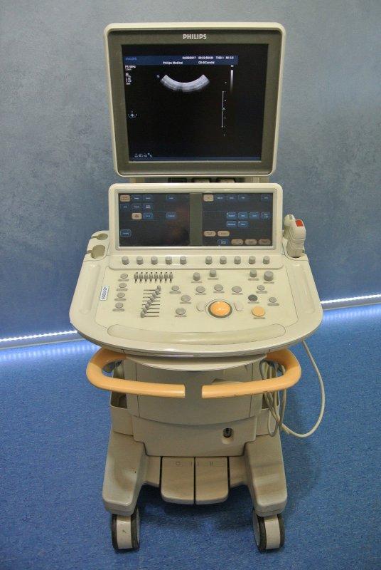 kaufen Диагностическая ультразвуковая система Philips iE33 с двумя датчиками 2005г.