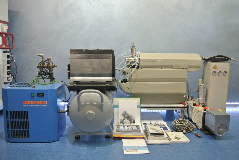 kaufen Applied Biosystems MDS Sciex API 3200 LC/MS/MS System
