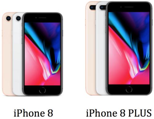 kaufen Smartphone iPhone 8+ 256gb Rose