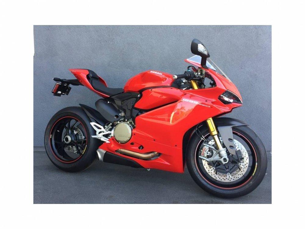 kaufen 2017 Ducati Panigale 1299 S