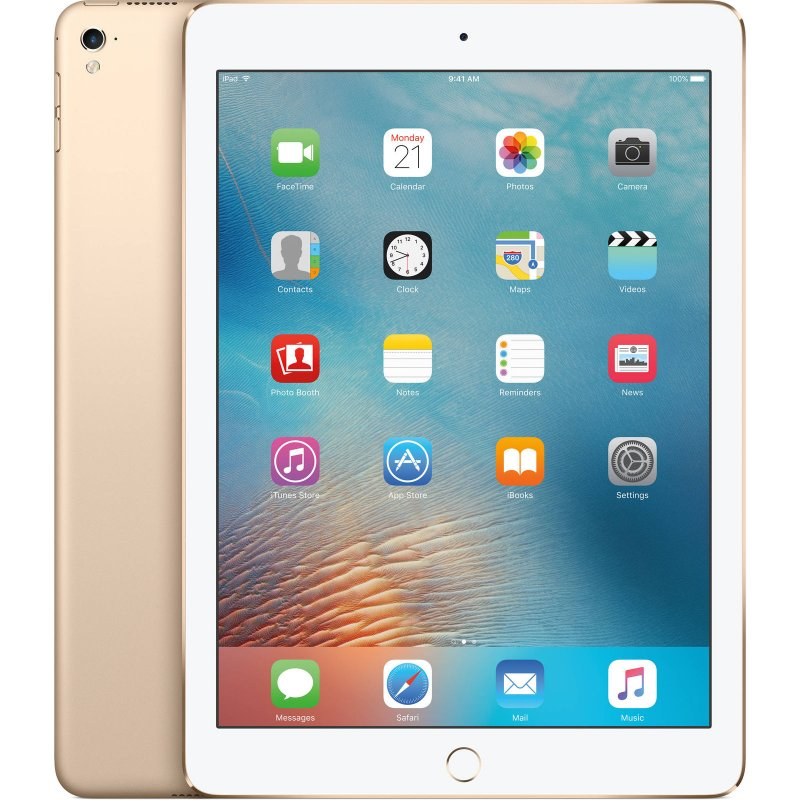 kaufen Apple iPad Pro 12.9 wifi + lte / 4g (a1652) 128 gb Gold -Tablet- neu!