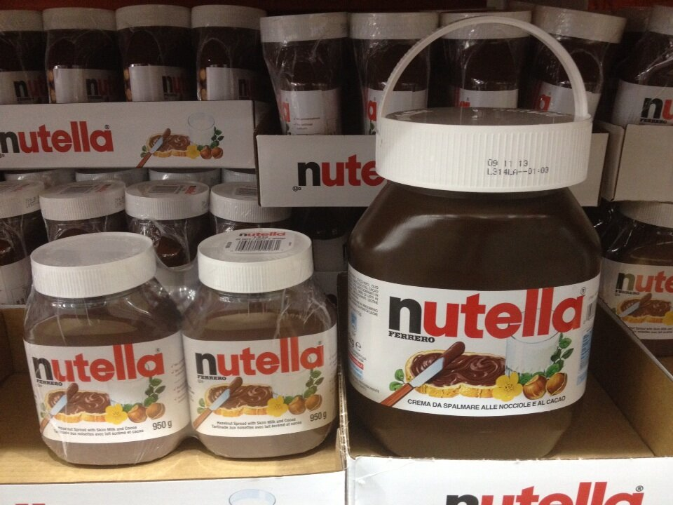 kaufen Ferrero Rocher T30 Schokolade, Kitkat, Snickers, Ferrero Nutella