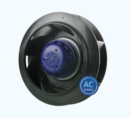 AC centrifugal fan (backward curved 220 mm)