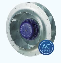 AC CENTRIFUGAL FAN (backward curved  225 mm)