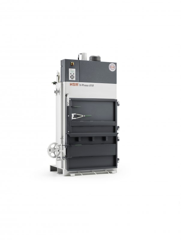 kaufen Ballenpresse HSM V-Press 610