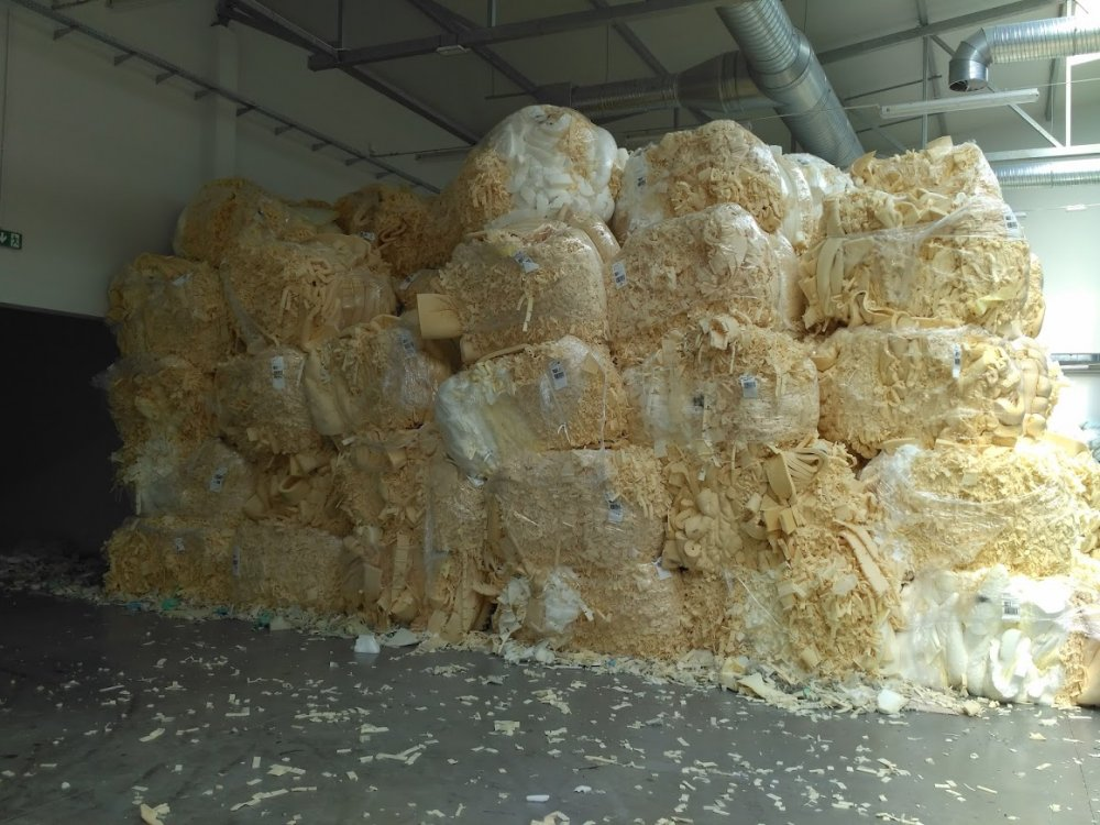 kaufen Scrap foam poulyrethane , VISCO , LATEX