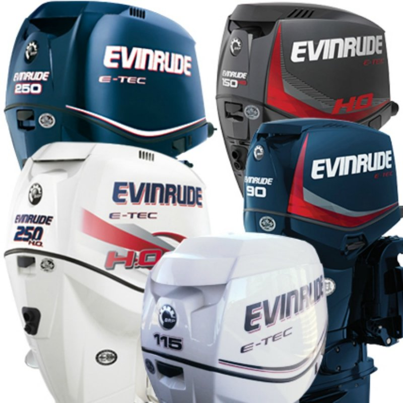 Outboard engines 115 - 350HP