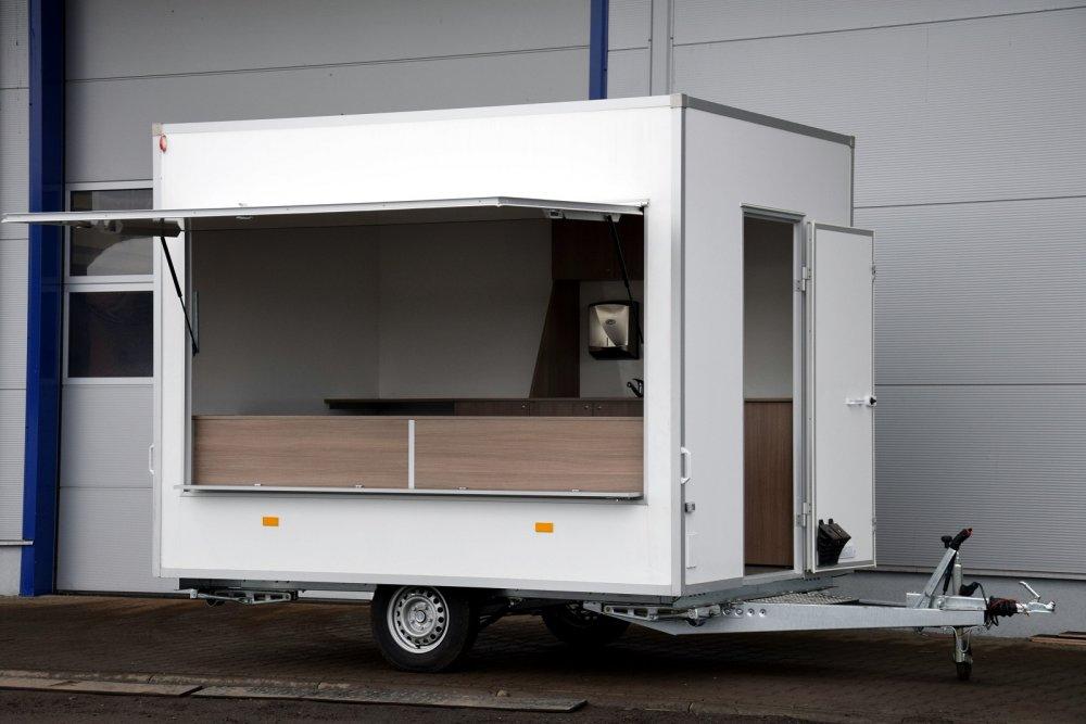 kaufen Hofmann Ausbau-Anhänger 1300kg GG Verkaufsanhänger