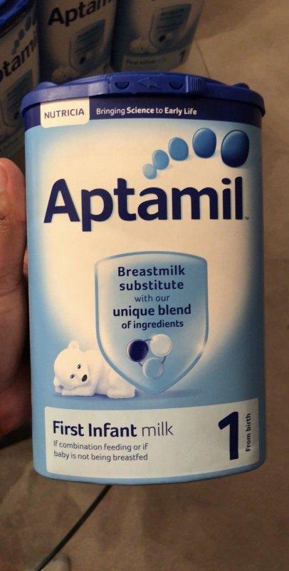 kaufen Wholesale Aptamil 3 First Infant Baby Milk Formula