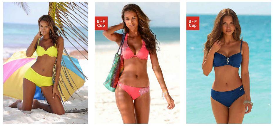 kaufen Strandkleidung, Badeanzug, Bikini, Tankini, Badehose, Badeshorts.