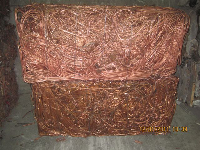 kaufen  Grade A Copper Wire Scrap,Millberry 99.99%