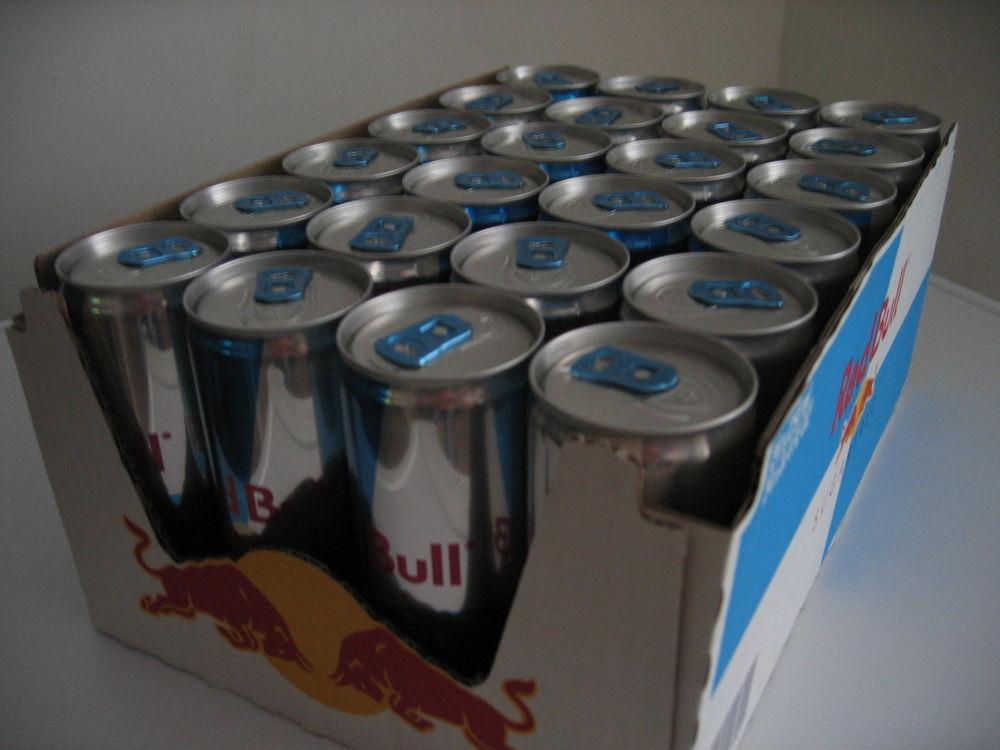kaufen RedBul Energie Getränke, BLB Black Bull, Monster, XL