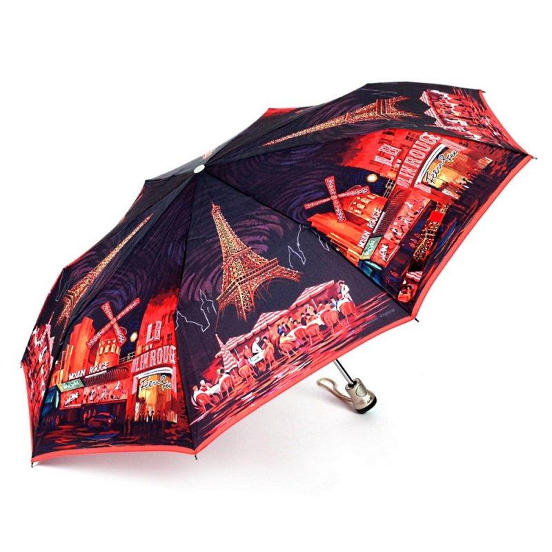 kaufen Automatic Open Pocket Umbrella ZEST 53626 Windproof Motley Designs
