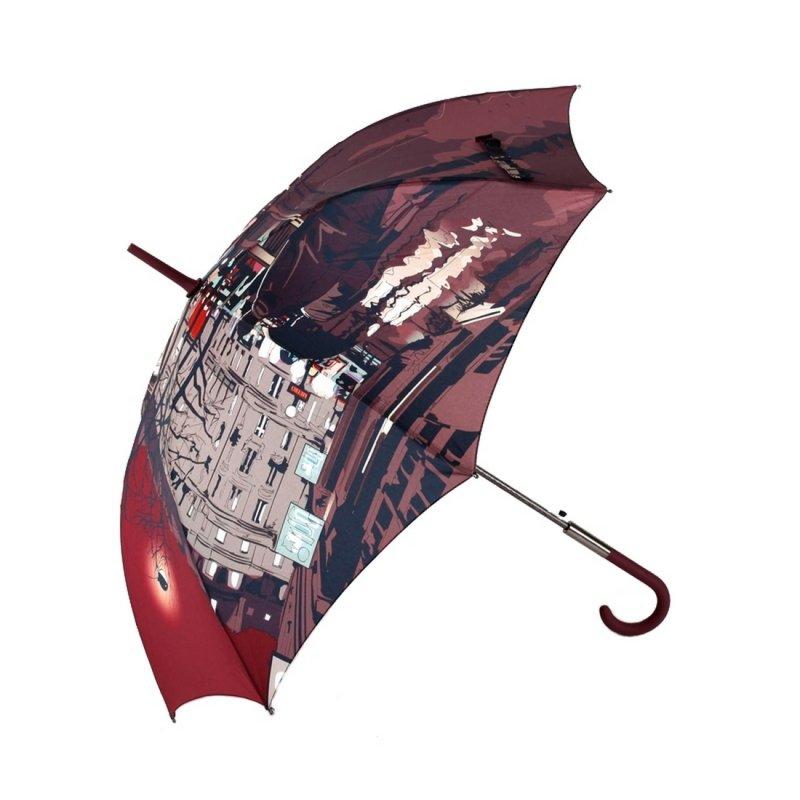 kaufen Automatic Stick Umbrella ZEST EXQUISITE 21685 Allover Design