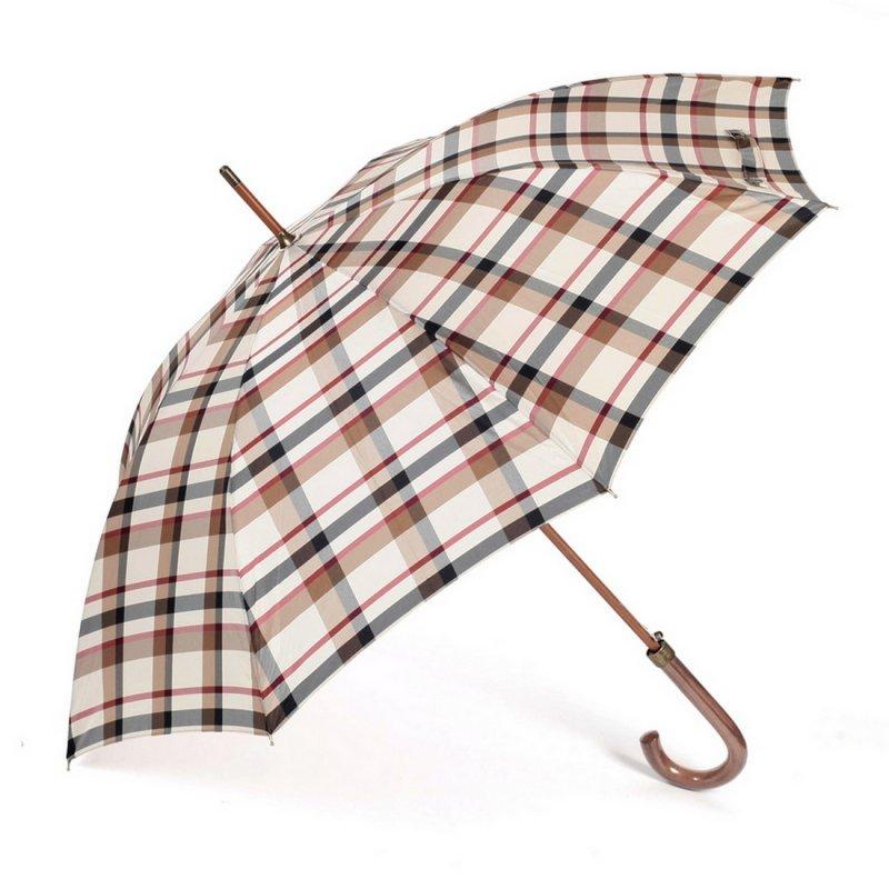 kaufen Automatic Long Umbrella ZEST 51652 Yarn-Dyed Wooden Handle